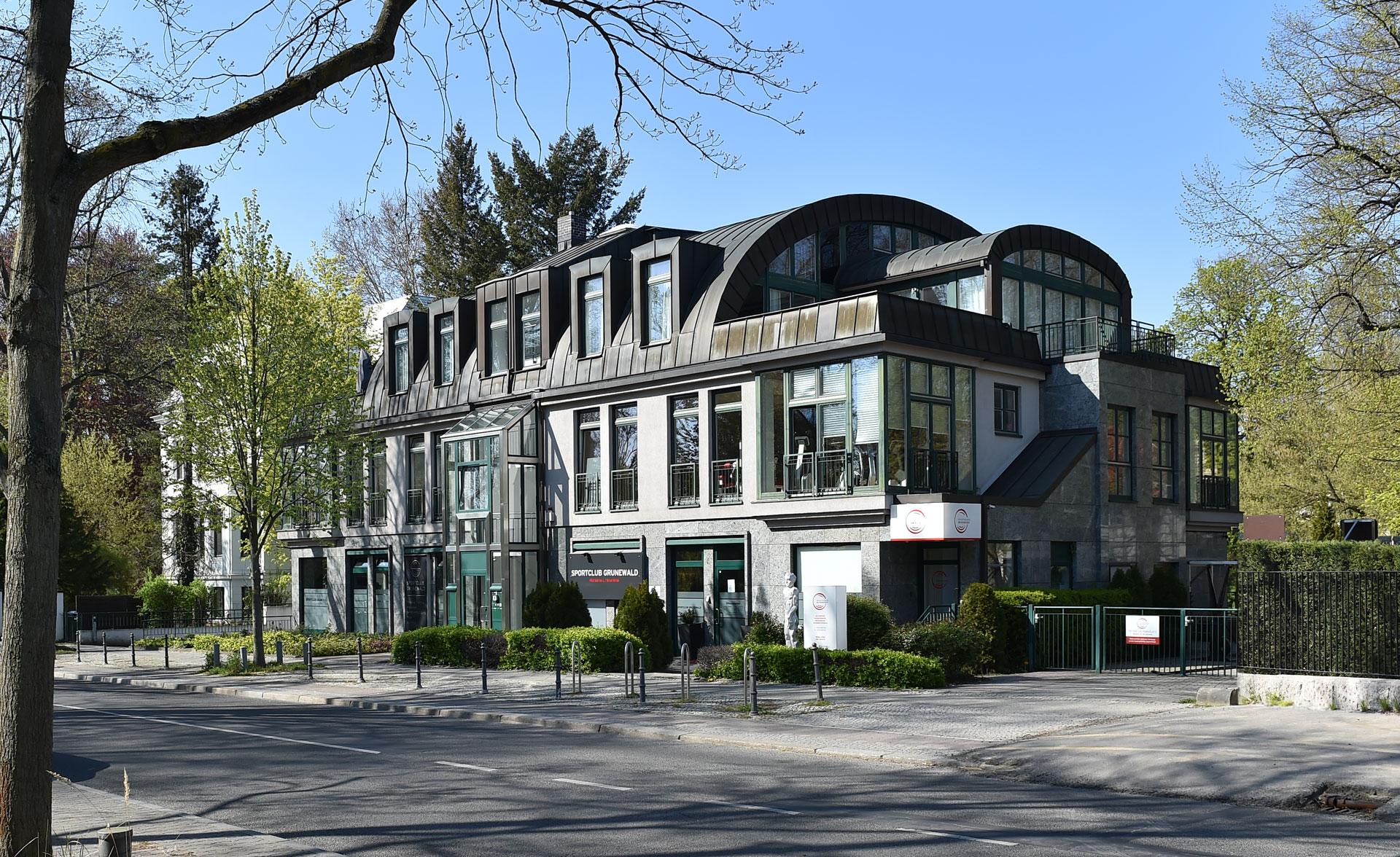 sportclub grunewald berlin